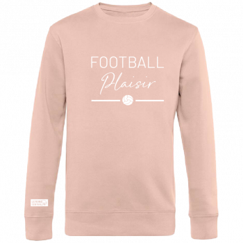 Sweat Col Rond Football Plaisir